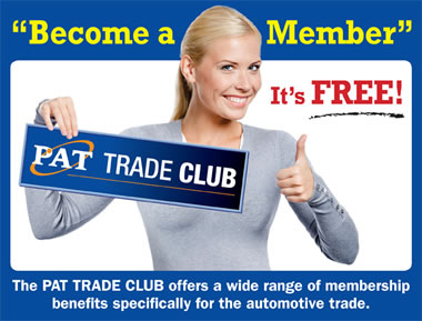 PAT Trade Club Become a Member