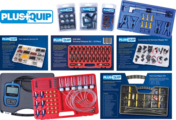 Plusquip Automotive Workshop Tools Equipment Launch